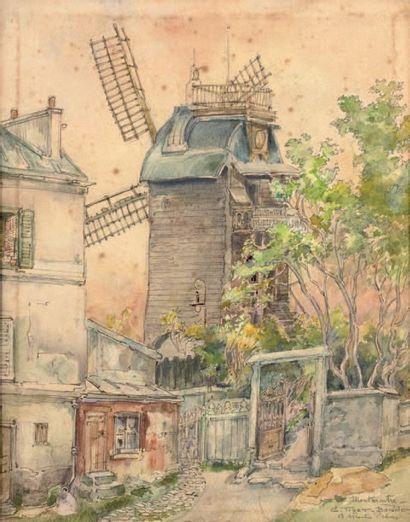GEORGES TIRET-BOGNET (1855 - 1935)