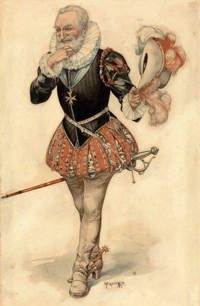 CHÉRI HEROUARD (1881-1961)