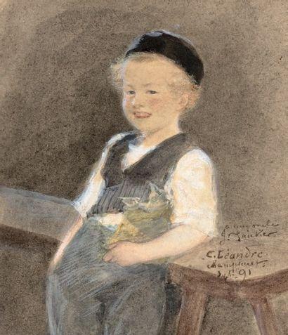 Charles LÉANDRE (1862 - 1934)