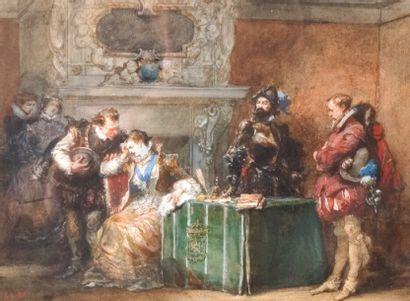 Ecole FRANÇAISE DU XIXe S.