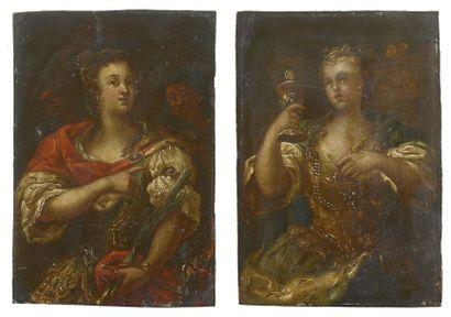 Attribué à Victor-Honoré JANSSENS (1658-1736)