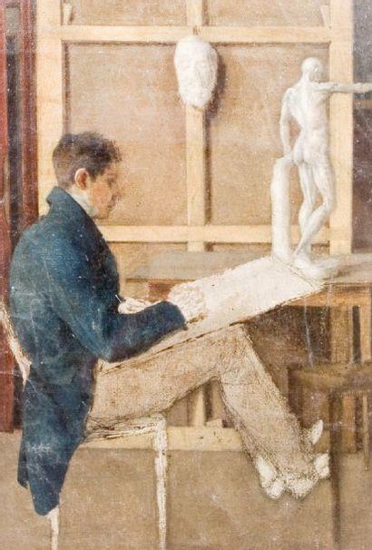 École Française du début du XIXe s.