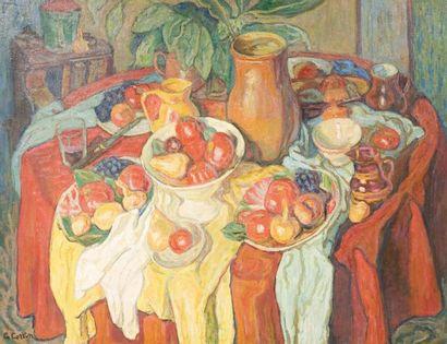 Gustave CORLIN (1875-1970)