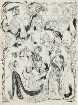 L. MENIL, vers 1890.