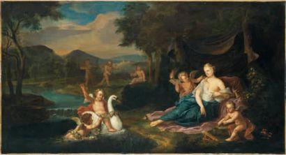 * - Ecole Française du XVIIIe siècle