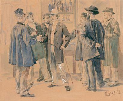 FELICIAS VON MYRBACH-RHEINFELD (1843 - 1950)