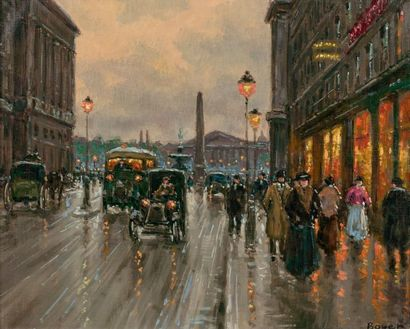 Emile BOYER (1877-1948)