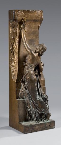 Henri Michel Antoine CHAPU (1833-1891)