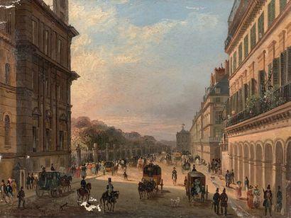 Ecole FRANCAISE, circa 1830