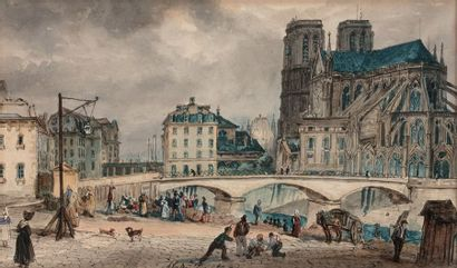 JACQUES ALPHONSE TESTARD (1810, 18??)