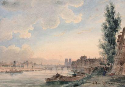 CHARLES NICOLAS RANSONNETTE (1793-1877)