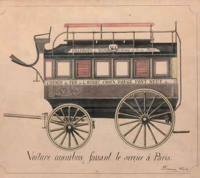 CHARLES DUROURÉ, ÉCOLE FRANÇAISE DE LA FIN DU XIXe SIÈCLE
