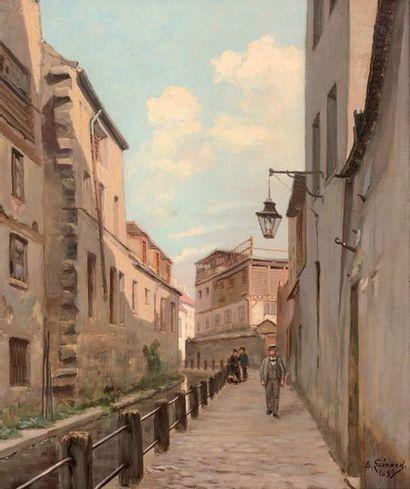Émile-Desiré LIENARD (1842-?)