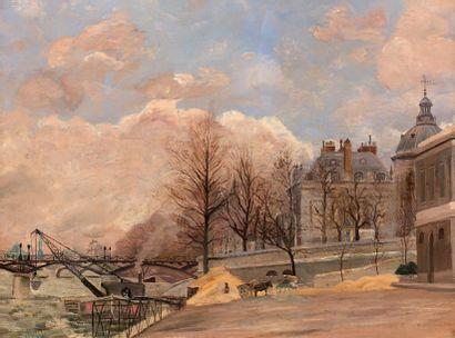 École française du début du XXe siècle