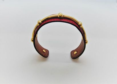 HERMES Paris made in France. Bracelet jonc...
