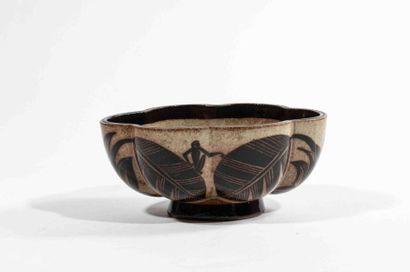 THORSSON Nils(1898-1975) & ALUMINIA Vase...