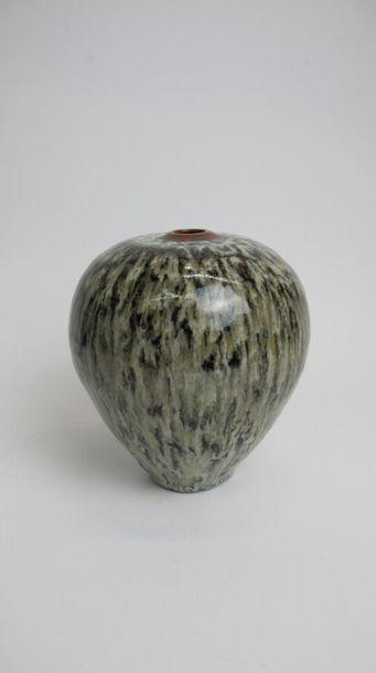 GROUITCH Leïlah (née en 1945) Vase ovoïde...