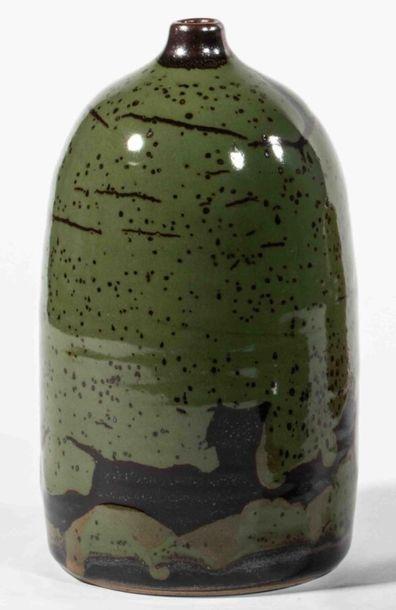 GROUITCH Leïlah (née en 1945) Vase à petit...