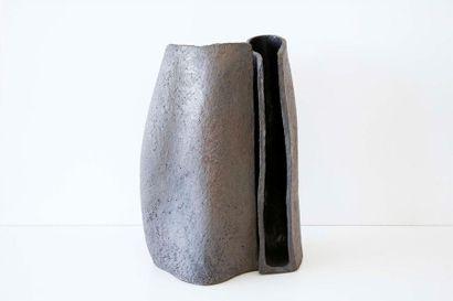 DEBRIL Claire (née en 1927) Sculpture composée...