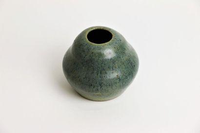 DUCHASTEL Simon (1926-2014) Vase à double...