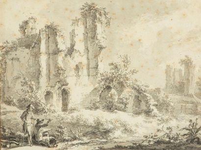 École du Nord du XVIIIème siècle Artiste...