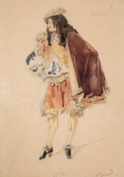Pierre-François, Eugène GIRAUD (1806-1881)...