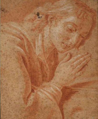 Entourage de Pierre SUBLEYRAS (1699-1749)...