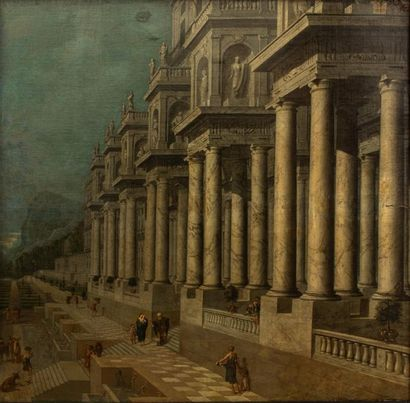 Wilhelm Schubert van EHRENBERG (Anvers 1630...