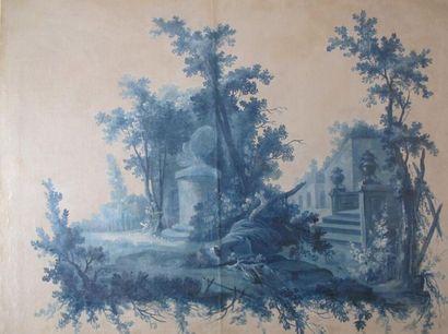 Ecole Française du XVIIIème siècle Caprice...