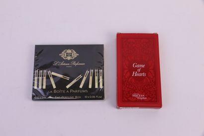 L'Artisan Parfumeur & Alexander Mac Queen...