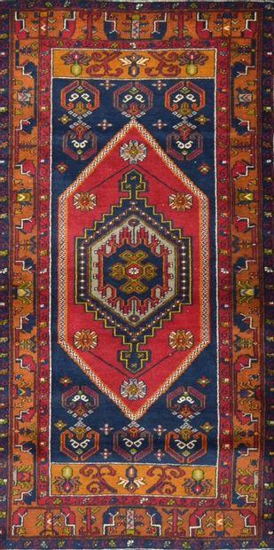 Yahiali (Anatolie centrale, Turquie).  Velours...