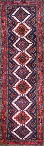 Galerie Hamadan (Iran) vers 1980.  Velours...