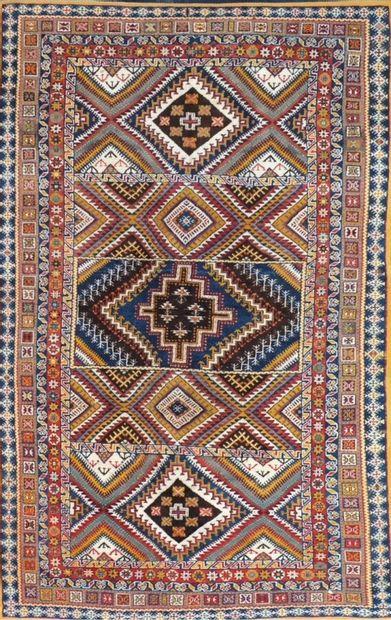 Original et grand Rabat (Nord Atlas, Maroc)...