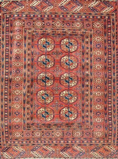 Ancien Tekke Boukhara (Turkmen) fin XIXème....