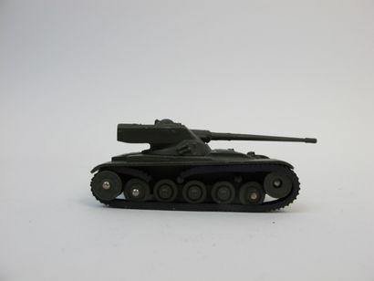 Dinky toys lot de 2 miniatures militaires...