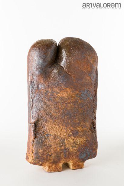 BROSSARD Gérard (né en 1950)  Sculpture à...