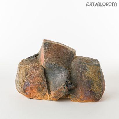 BROSSARD Gérard (né en 1950)  Sculpture en...