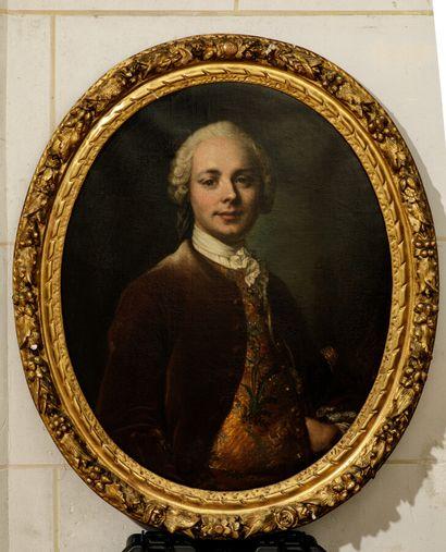 Ecole française du XVIIIème siècle d'époque...