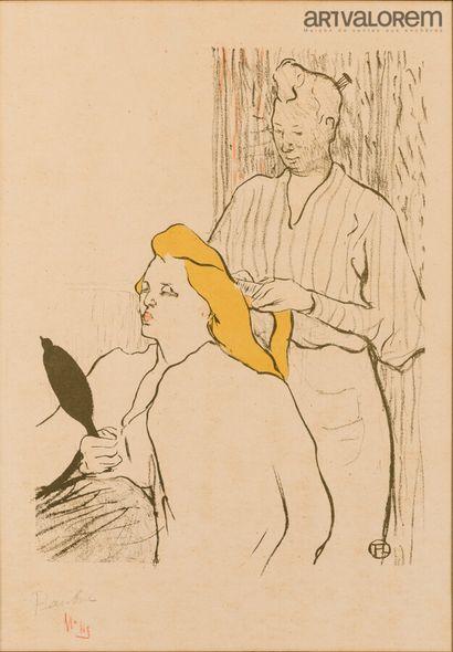 Henri de TOULOUSE-LAUTREC (1864-1901)  Le...