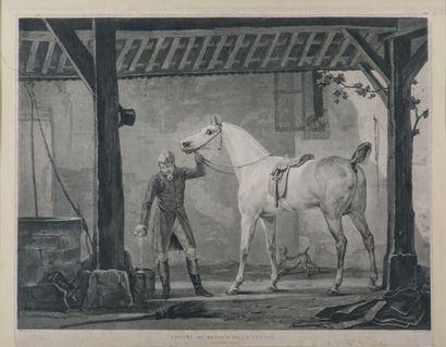 Carle VERNET (1758-1835) gravé par Debucourt...