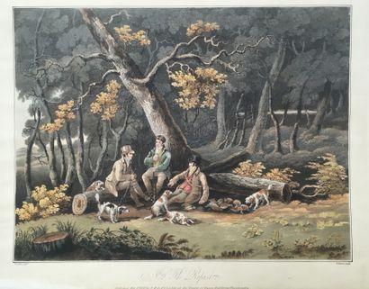 H.ALKIN (1785-1851)del. R.Reeve sculpt.  Woocock...