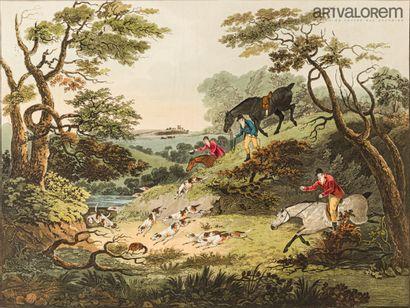 Dean WOLSTENHOLME (1757-1837) gravé par Reeve...