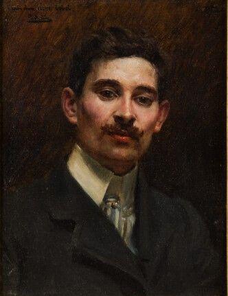 Paul SAIN (1853 Avignon, où il est mort en...
