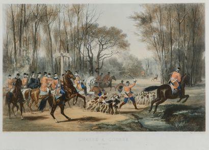 D'après Charles-Olivier de PENNE (1831-1897)...