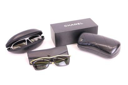 RAY BAN  Paire de lunettes de soleil vintage...