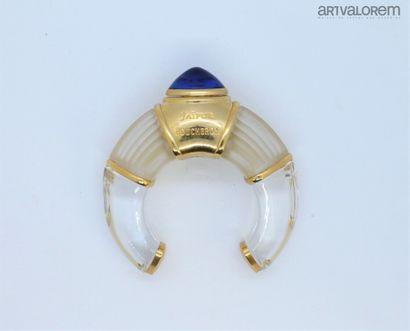 Boucheron - Jaïpur 1992  Flacon bracelet...
