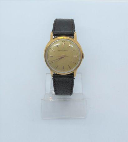 ETERNAMATIC  Montre bracelet en or jaune...