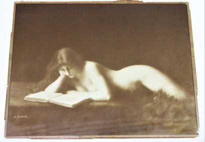 Jean-Jacques HENNER (1829-1905), d'après...