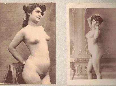 Érotisme. Circa 1890-1930. Un album photographique...