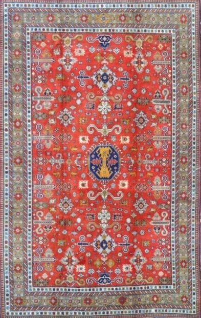 Grand tapis Chirvan Perepedil (Russie) vers...